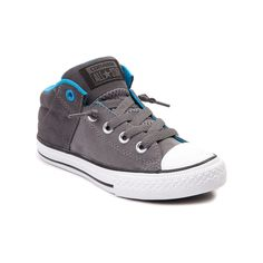 Converse CT Axel Mid Black Kids Trainers 37.5 EU