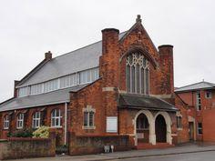 Gorse Hill Baptist Church, Swindon, England