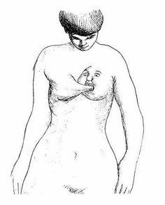 기괴하고 엽기적이고 불편하기 짝이 없는 롤랑 또뽀르(Roland Topor)의 그림 : 네이버 블로그 Dark Art Drawings