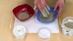 Le béton pour bijouterie vous connaissez ? Découvrez comment réaliser des bijoux, accessoires et autres décorations d'intérieur en béton ! >>> https://www.youtube.com/watch?v=le1IAKAub-E