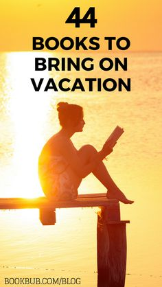 This reading list from 2017 and 2018 features great books to bring on vacation. These are light and fun books that will spark your ideas and inspire you to go on adventures.
