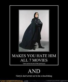 I don't know why but I absolutely love the character Severus snape. No one could make me hate him.P Severus Snape.P Alan Rickman Harry Potter Teachers, Harry Potter Kostüm, Harry Potter Halloween, James Potter, Alan Rickman, Severus Hermione, Severus Rogue, Snape Harry, Young Severus Snape