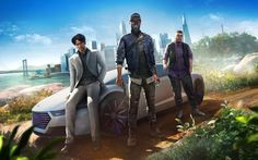 Watch Dogs 2 Human Conditions DLC 4K 8K - This HD Watch Dogs 2 Human… wallpaper is based on Watch Dogs 2 Game. It released on N/A and starring Ruffin Prentiss, Shawn Baichoo, Tasya Teles, Jonathan Dubsky. The storyline of this Action, Adventure, Comedy, Sci-Fi, Thriller Game is about: In San Francisco, hacker Marcus Holloway joins... - http://muviwallpapers.com/watch-dogs-2-human-conditions-dlc-4k-8k.html #2, #Dogs, #Human, #WATCH #Games