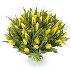 Mazzo di fiori gailli per la Festa della Donna - consegna Roma #festadelladonna #fiori #fioriroma #consegnafiori