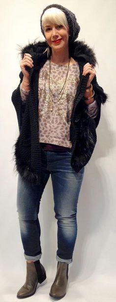 Angora, Wolle - Hauptsache schön flauschig. So will man den Pullover gar nicht mehr ausziehen!