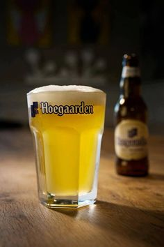 Hoegaarden | A light, effervescent, Belgian witbier. Not my favorite of the style.