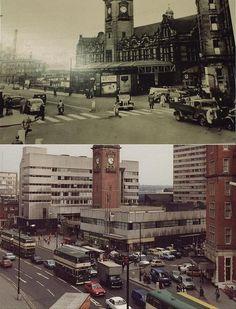Vicroria Centre Pictures #Nottingham