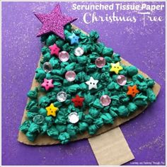 Create these sweet Christmas Tree decorations to add to the Christmas Tree or give them to family and friends!