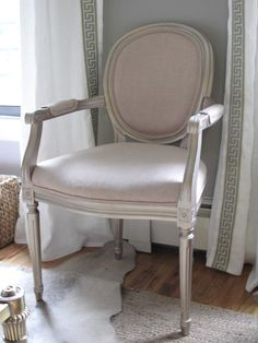 shabby chic with a little glitz