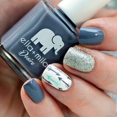 beautiful-winter-nail-art-designs-and-colors-2016-4