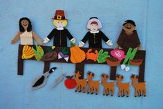 The Very Hungry Pilgrims : Macaroni Kid Fun and unique take on an old favorite to share with your kids what the first Thanksgiving dinner was like. A flannel board activity, story and song.