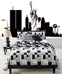new york duvet cover set | maison | simons | home & decor - simons