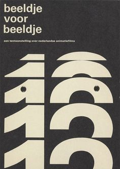 Een tentoonstelling over Nederlandse animatiefilms. From the collection: Collection Dutch Graphic Designers Archives Foundation. Graphic Design Typography, Graphic Design Art, Print Design, Book Design, Typo Design, Typography Layout, Ux Design, Layout Design, Design Trends