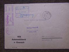 Eisenach VEB Automobilwerk Wartburg 70 Jahre Automobilbau