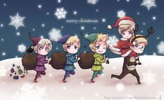 Nordic Christmas by peace-of-hope.deviantart.com