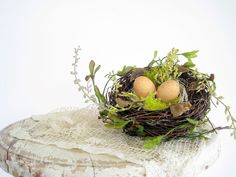 images decorated bird's nests | Request a custom order and have something made just for you.