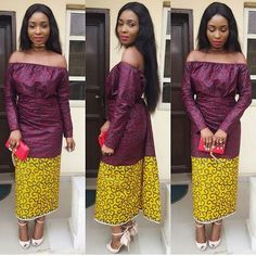 Ankara Aso Ebi Styles You Will Love | Maboplus