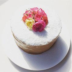 Cake dolce de leite bem casado