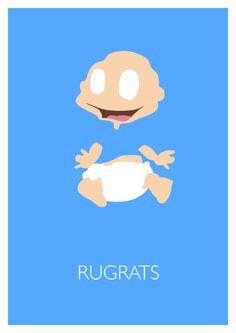 Rugrats. Desierto Studios (Óscar Sola)
