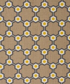 The Infinite Structured World of Vanderhurd | adecorativeaffair  Cordoba fabric