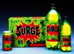 Surge from the 90s