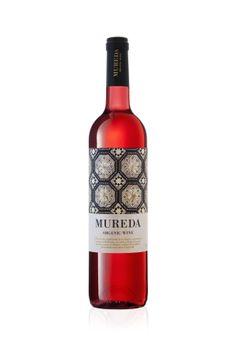 Mureda Organic Wine - Rosado Packaging realizado para el mercado chino y ruso.