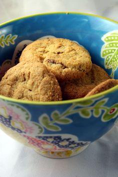 Biscoitos de pecãs e farinha de amêndoas. Sem gluten …
