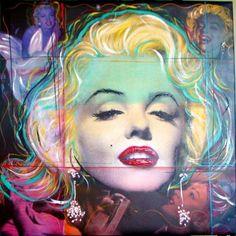Marilyn Monroe by Gaylord Soli (Gaylord)