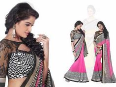 Saptrangi Season-1, Cocktail Digital Print Signature Exclusive Sarees