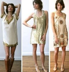 Hippie bridesmaid dresses....an actual site!  @shelby c c Nash