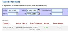 ADCLICKXPRESS – ACX IS AWESOME AND HERE IS MY PAYMENT NR.67! NO SCAM HERE!!  I am setting my proof withdrawal from the money I earned at ACX Making my daily earnings is fun, and makes it a very profitable! Work from home at ACX.  http://www.adclickxpress.com/?r=ErDra&p=p3p2