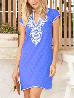 85333e37d8 Shop Casual Dresses - Nicnee Summer Dresses 1 Casual Dresses V Neck Casual  Floral-Print
