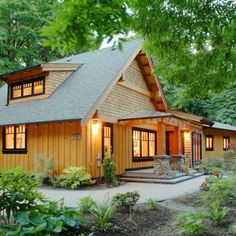 We are experienced ne home builders in Victoria, BC with over 30 years experience. Let us build the custom home of your dreams. Custom Home Builders, Custom Homes, Victoria, Cabin, House Styles, Building, Home Decor, Homemade Home Decor, Cabins