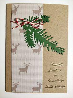Yksinkertainen helppo joulukortti jämäpapereista craft Books, Art, Art Background, Libros, Book, Kunst, Performing Arts, Book Illustrations, Libri