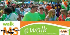US NATIONAL MULTIPLE SCLEROSIS – WALK MS – SIGN UP TODAY