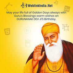 Web Design India, Best Web Design, Guru Nanak Jayanti Wishes, Online Marketing, Digital Marketing, Wedding Anniversary Wishes, Dev Ji, Custom Website