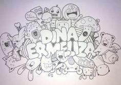 doodling name