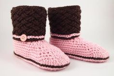 Fall into comfort with these Celtic Dream Crochet Slippers. This intermediate crochet pattern is worked with two strands of yarn held together to achieve that plush, cozy feel. These slippers are made with simple crochet stitches, so while there are some small techniques to master, you'll find this pattern easy to follow. Imagine how warm you'll be this fall and winter, on weekend mornings, walking around the house as you prepare your coffee and your breakfast, padding...