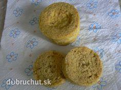 Fotorecept: Rýchly otrubový chlebík z mikrovlnky Muffin, Household, Bread, Breakfast, Food, Morning Coffee, Brot, Essen, Muffins