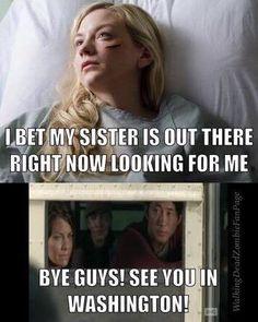 The Walking Dead funny meme Walking Dead Quotes, Walking Dead Funny, Walking Dead Season, Fear The Walking Dead, Twd Memes, Funny Memes, Dead Zombie, Dead Inside, Stuff And Thangs