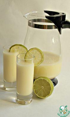 Бразильский лимонад - кулинарный рецепт