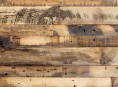 Skip sanded reclaimed wood for accent walls - reclaimed wood wall ideas - where to buy reclaimed wood for wall Reclaimed Wood Paneling, Logan, Vintage World Maps, Flooring, Wall, Style, Swag, Wood Flooring, Walls
