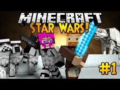 http://minecraftstream.com/minecraft-gameplay/minecraft-star-wars-adventure-map-part-1/ - Minecraft: STAR WARS ADVENTURE MAP! - Part 1  THE EVIL EMPIRE IS ATTACKING HOTH AND IT IS UP TO DAR AND KYLE TO SAVE THE GALAXY! I HOPE THE FORCE IS WITH THEM Part 2: http://youtu.be/1Fk2qbMqI6Q Kyle: https://www.youtube.com/user/Kkcomics Map Download http://hypixel.net/threads/star-wars-adventure-map.29/ Use code DARTRON for 25% off...