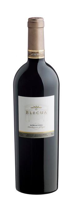 The Wine is...: BLECUA, EL MEJOR VINO DEL SOMONTANO SEGÚN LA GUÍA PEÑÍN 2015