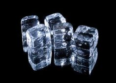 boiled sugar ice cubes for cake decorating