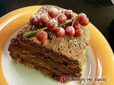 Φανταστική νουγκατίνα σοκολάτας-πραλίνας Παρλιάρου Meatloaf, Sweets, Desserts, Recipes, Food, Tailgate Desserts, Deserts, Gummi Candy, Candy
