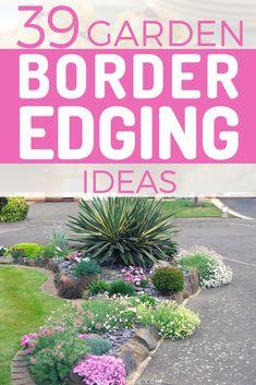 930 best Garden border ideas images on Pinterest in 2018   Garden ...