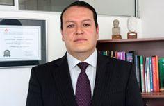 Dr. Alexander Neita Guauque, Decano de la Escuela de Negocios y Director del Programa de Administración de Negocios Internacionales