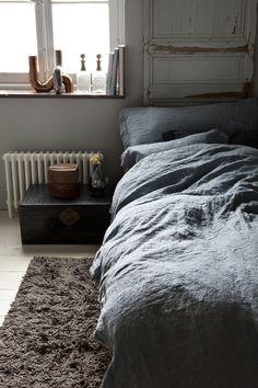 10 x sängkläder i linne (i alla prisklasser) + skötselråd - Inredning: Sovrum, På önskelistan - Husligheter