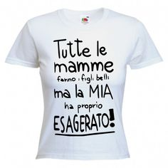 Le nostre T-shirt solo su www.shirt-express.it